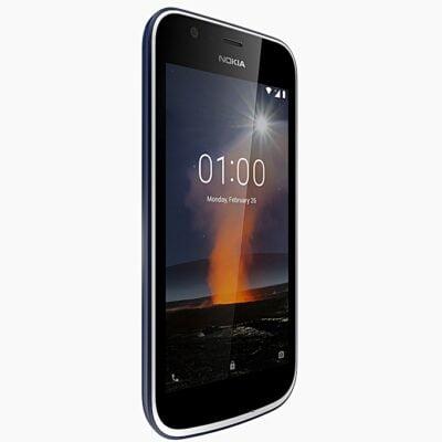 Nokia 1 - 8GB+1GB RAM, 4.5'' - Dual SIM