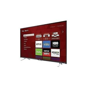 Tcl 49 Inch Full Smart HD Curved LED TV