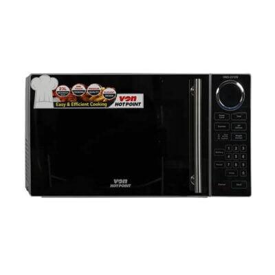 Von Hotpoint Microwave Grill - 23L - Mirror Silver HMG-231DS/VAMG-23DGS