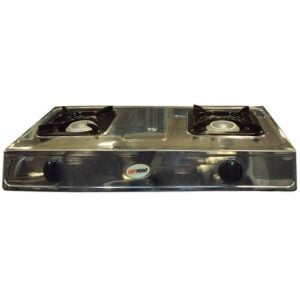 hotpoint hptt2012s table top two burner stainless steel call 0711477775 or 0711114001