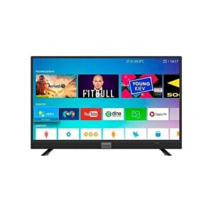 "Skyworth 50G2- 50"" - Smart Digital UHD 4K HDR Android TV – Black"