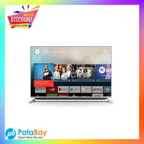 Skyview smart android 4k 55 inches Digital