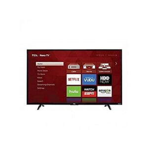 "TCL LED55P6500US - 55"" - 4K UHD Smart LED TV"