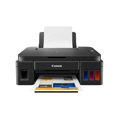 Canon PIXMA G2411 Printer, Scanner, Copier, Ink Tank