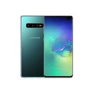 "Samsung Galaxy S10+ 6.4""128GB ROM 8GB RAM Dual SIM Green"