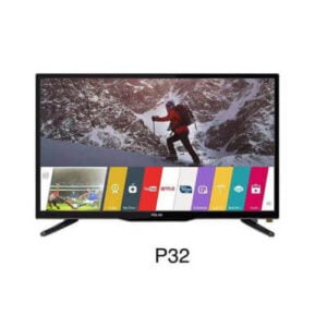 Polar 32 inch tv - HD LED Digital TV - (Black).