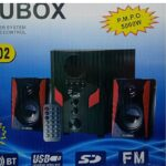 Clubox SubWoofer,Super woofer Bluetooth