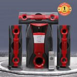 Clubox IC-Q3L HI-FI BT Multimedia Speaker System