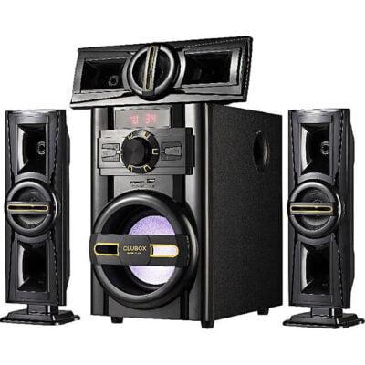 Clubox IC-503 HI-FI multimedia speaker system