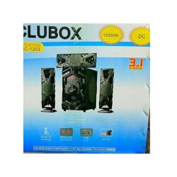 Clubox Super-SubWoofer Systems Bluetooth