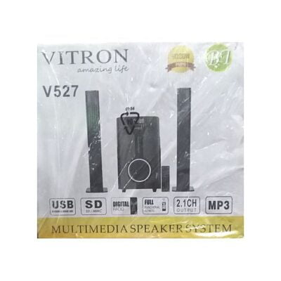 Vitron V527 2.1CH Multimedia Speaker System