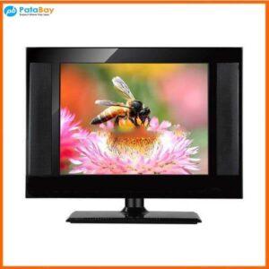 "Akira 19"" LED Digital TV Black Black 19 inch"