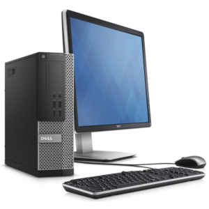Dell core i3 4gb 250gb complete desktop