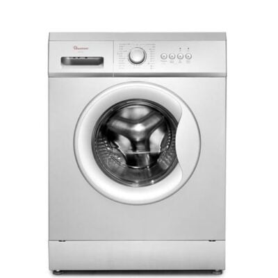 Ramtons RW/145-Front Load Fully Automatic Washer 1200 RPM, 6Kg - Silver