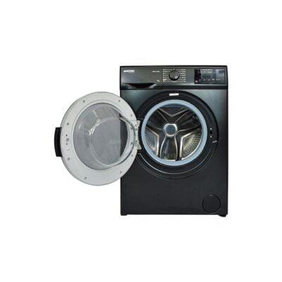 Bruhm BWM-FL70B - Fully Automatic 7 Kg Front Load Washing Machine - Black
