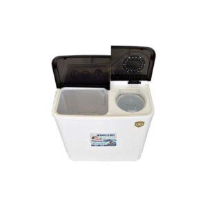 Bruhm BWM-TT70, Twin Tub Washing Machine - 7kg