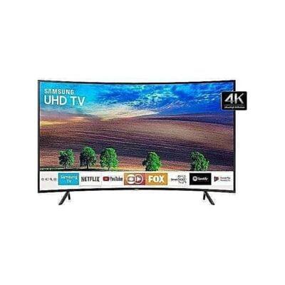 "Samsung 49"" Curved Smart 4K UHD TV -49RU7300 - Series 7"