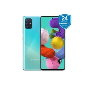"""Samsung Galaxy A51, 6.5"""", 4GB + 128GB (Dual SIM), Prism Crush Blue"""