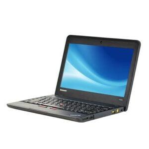 """Lenovo Refurbished Thinkpad X131e Intel Core I3 4GB, 500GB 12.5"""" - Black"""