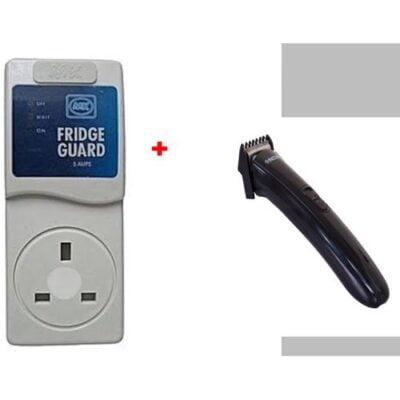 Fridge guard + free hair trimmer