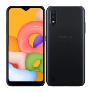Samsung Galaxy A01, 5.7-inch, 16GB + 2GB RAM (Dual SIM)