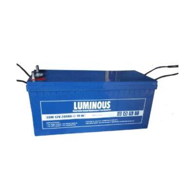 Luminous Solar Battery 100AH best price in Kenya