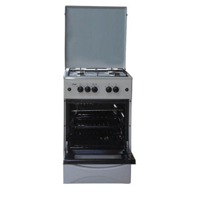 Mika Standing Cooker, 50cm X 50cm, All Gas, Gas oven, Kircili Grey