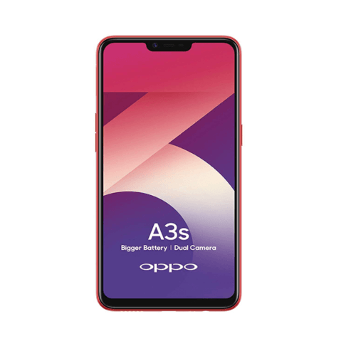 Oppo A3s, 6.2