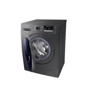 Samsung WW80K5410US/EU Washing Machine Front Load, 8KG, Add Wash - Silver