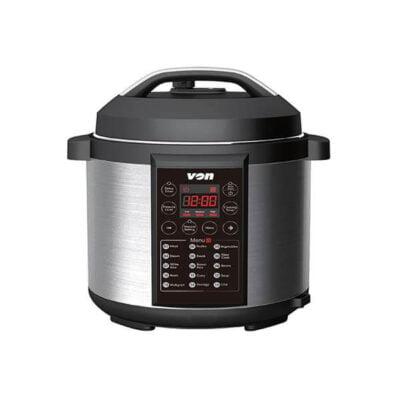 Von VSCP60MMX Pressure Cooker 1000W - 6L