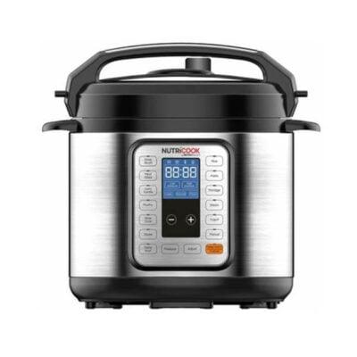 Nutricook NC-PRO6 Smart Pot 9 In 1 Pressure Cooker