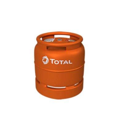 Total Gas 6 kg Empty Cylinder