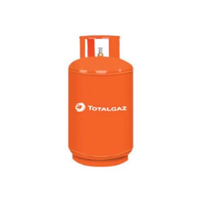 Total Gas 13KG Empty Cylinder