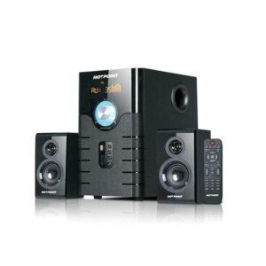 Hotpoint Von HA9630BT/VES0962ES 2.1 Bluetooth Subwoofer - 96W