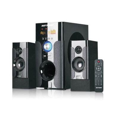 Hotpoint Von HA11631BT/VES1162ES 2.1 Bluetooth Subwoofer - 116W