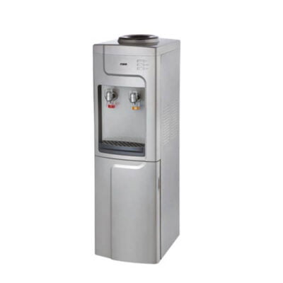 Mika Water Dispenser, Standing, Hot & Normal, Silver & Grey MWD2203/SGR