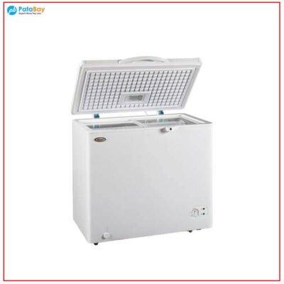 Mika DeMika Deep Freezer MCF200W 200LeMika Deep Freezer MCF200W 200Lp Freezer, 200L, White MCF200W (SF260W)
