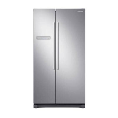 Samsung RS54N3A13S8 Side by Side Fridge, 540L - Silver