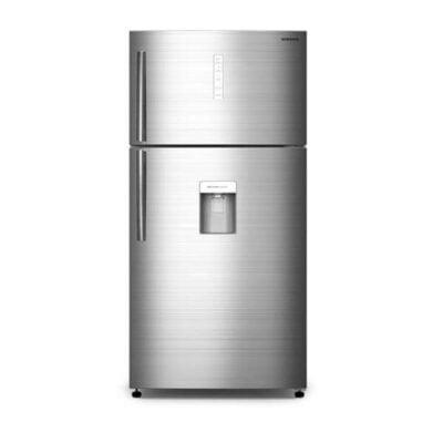 Samsung RT85K7110SL Double Door Fridge 618 Litres, Non Frost, LVS, LED - Silver