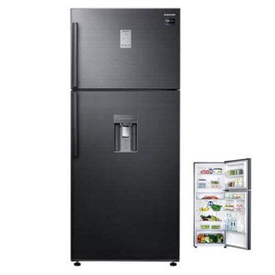 Samsung RT67K6541BS Fridge, Top Mount Freezer, 530L, Twin Cool - Black