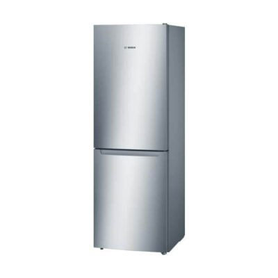 Bosch KGN33NL20G Bottom Freezer Fridge, 279L, No Frost, - Silver
