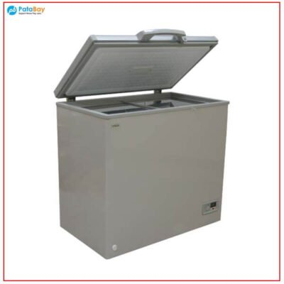 Mika DMika Deep Freezer MCF200SG 200Leep Freezer, 200L, Silver MCF200SG (SF260SG)