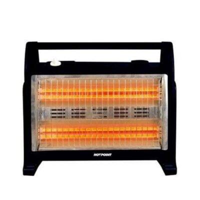 Von Hotpoint HQH163HL/VSHC164QK Bar Heater - Black