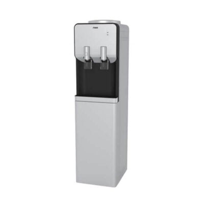 Mika Water Dispenser, Standing, Hot & Electric cooling, Silver & Black MWD2302/SBL