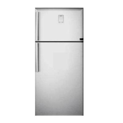 Samsung RT56K6341SL Double Door Fridge, 440L, Non Frost, LVS, LED - Silver