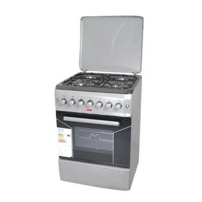 Von Hotpoint TF.6131/ F6N40G2/ F6S40G2/ VAC6F440UX 4 Gas Cooker - Silver