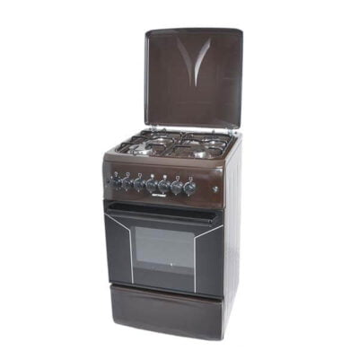 Hotpoint Von Hotpoint F5N40G2.P.V/ F5S40G2.B/ VAC5F140PB 4 Gas Cooker - Brown