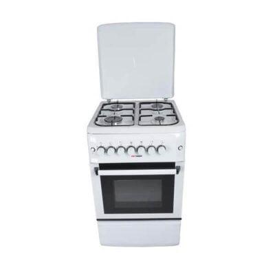 Von Hotpoint F5N40G2.P.W/ F5S40G2.W/ VAC5F140PW 4 Gas Cooker - White