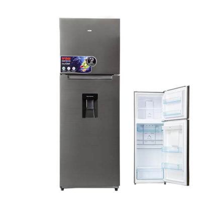 Hotpoint VON HRN-472S/VART-47NHS Double Door Fridge 341L - Silver