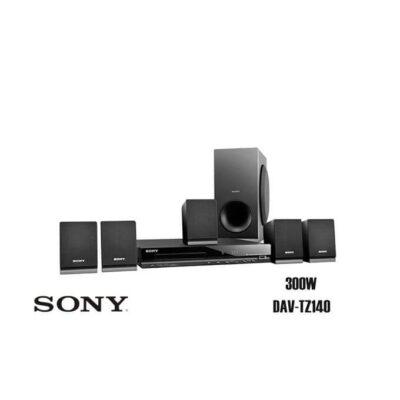 Sony TZ140 300W DVD HOME THEATRE SYSTEM, 5.1CH